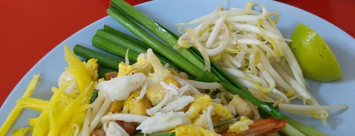 Blazing Pad Thai is one of Just try it.