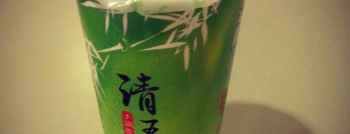 清玉好茶 台北遼寧店 is one of Lieux qui ont plu à Ian.