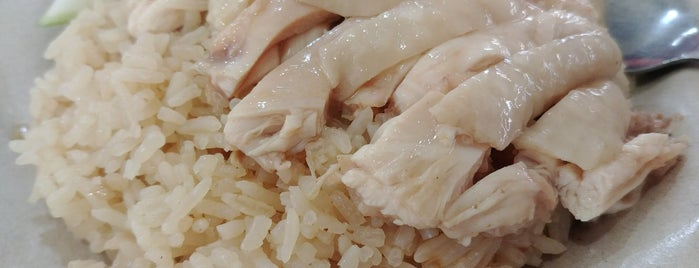 Wen Ji Chicken Rice is one of Ian 님이 좋아한 장소.