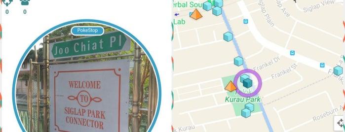 Telok Kurau Park is one of Ian : понравившиеся места.