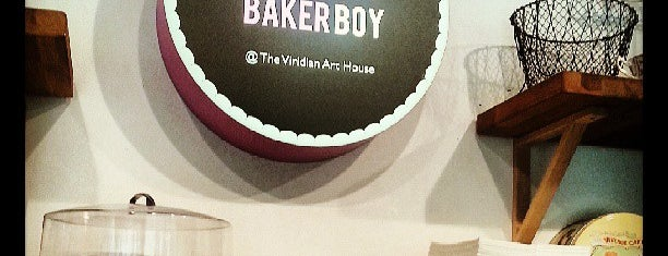 The Fabulous Baker Boy is one of Best Cafes.