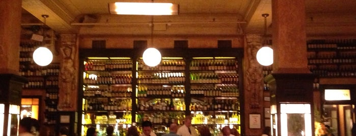 Balthazar is one of nyc.