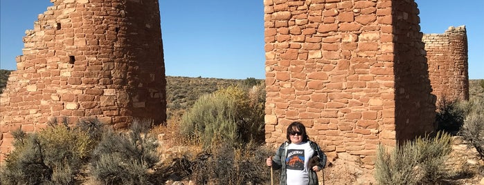 Hovenweep National Monument is one of Denver Tourist Spots.