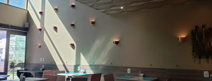 Dom Caffelone Cafeteria e Bistrô is one of Ticket Restaurante.