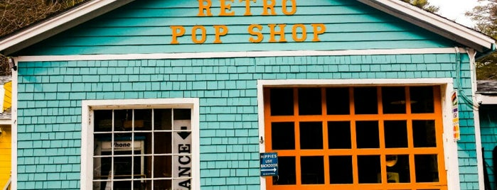 Retro Pop Shop is one of Maryさんの保存済みスポット.