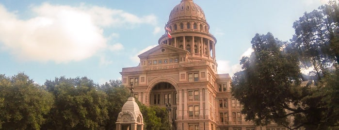 Texas State Capitol is one of Must Visit - Austin.