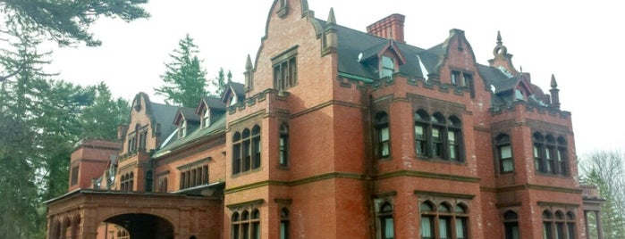 Ventfort Hall Mansion and Museum of the Gilded Age is one of Berkshire Stuffs.