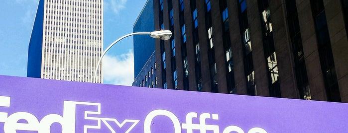 FedEx Office Ship Center is one of Orte, die st gefallen.