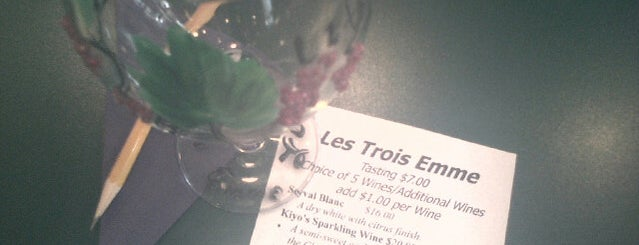 Les Trois Emme Vineyard & Winery is one of Trip to Berkshires.