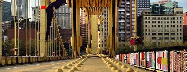 Andy Warhol Bridge is one of Patrick : понравившиеся места.