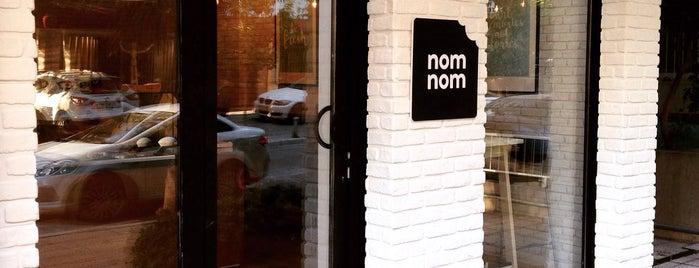nomnom is one of İzmir.