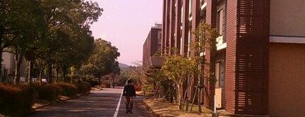 大分大学 旦野原キャンパス is one of Lieux qui ont plu à Jun.
