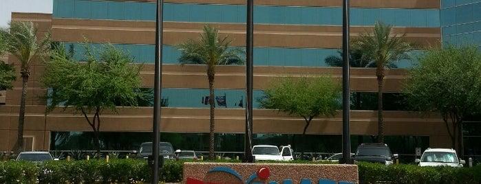 PetSmart Corporate Headquarters is one of สถานที่ที่บันทึกไว้ของ Maile.