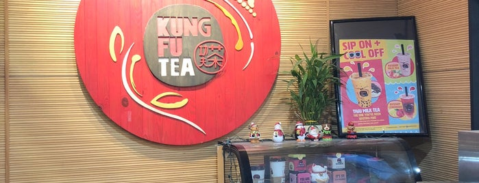 Kung Fu Tea is one of Lugares favoritos de Jingyuan.
