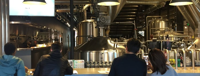 10 Barrel Brewing is one of Breweries I've Visited.
