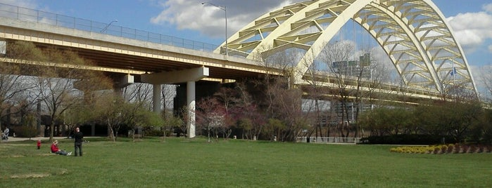 Sawyer Point Park is one of Must-visit Great Outdoors in Cincinnati.