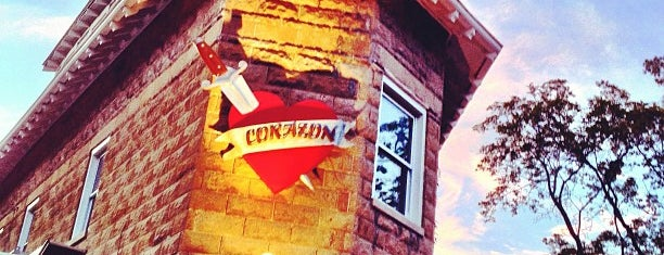 Cafe Corazon is one of MKE Favorites.