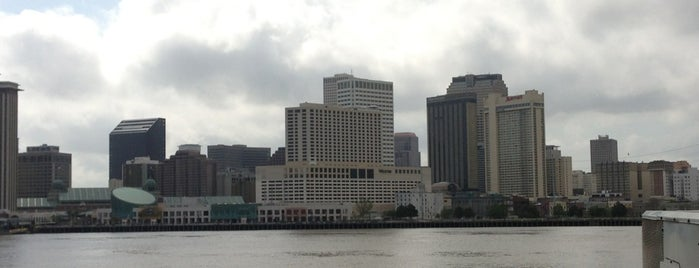 Algier's Ferry is one of Things to do in Nawlins.