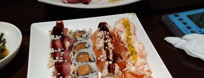 Rio Zen Sushi is one of Melhores Restaurantes e Bares do RJ.
