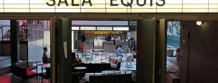 Sala Equis is one of Con Belene y Lara hay que ir a....
