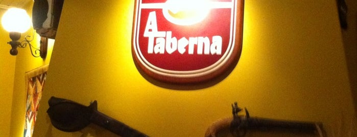 A Taberna is one of Urubici.