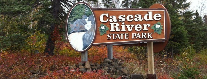 Cascade River State Park is one of Best of the North Shore.