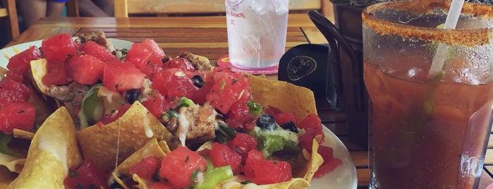 Rita's Seaside Grille is one of Lugares favoritos de Joe.