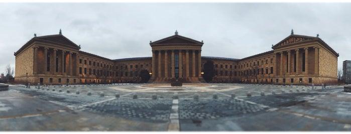Philadelphia Museum of Art is one of Lugares favoritos de Joe.