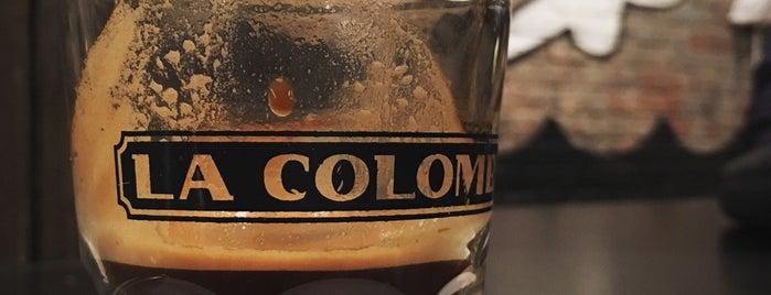 La Colombe Coffee Roasters is one of Lugares favoritos de Joe.