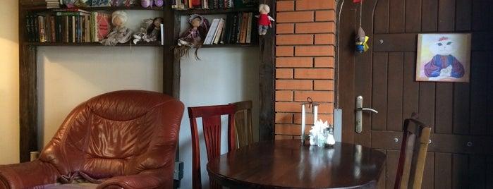 Щасливий кіт is one of Lieux qui ont plu à Borys.