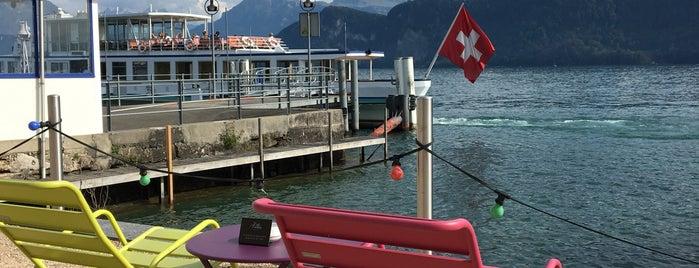 Cafe Vienna is one of สถานที่ที่ Anna ถูกใจ.
