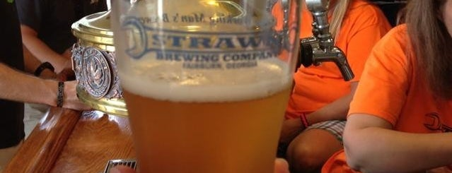 Strawn Brewing Company is one of Georgia Breweries.