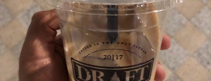 Draft Café is one of Queen'in Beğendiği Mekanlar.