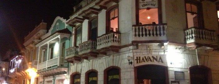 Cafe Havana is one of Cartagena de Indias.