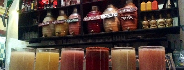 Pulqueria Los Insurgentes is one of Drinks!.