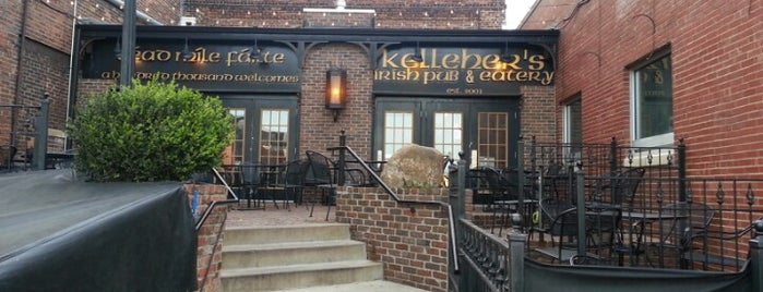 Kelleher's Irish Pub & Eatery is one of Peoria.