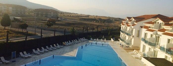 Ninova Thermal Spa & Hotel is one of Lugares guardados de Sibel.