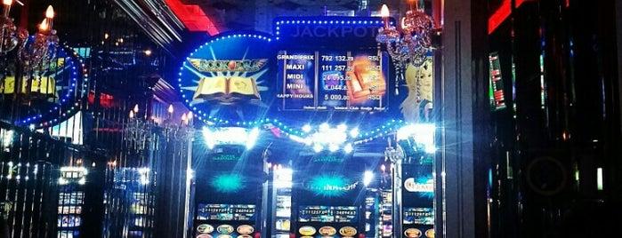 Moulin Rouge is one of Belgrad.