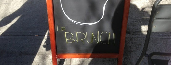 Juliette is one of Brunch Business.