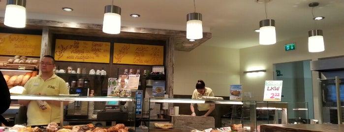 Bäckerei Weller is one of SMS FRANKFURT Group Travel : понравившиеся места.