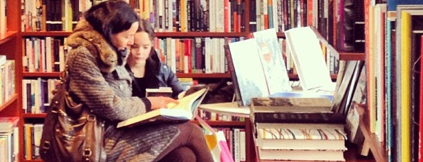 192 BOOKS is one of Wanderlust in West Chelsea.
