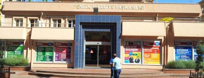 Pendik Belediyesi is one of Pendik İlçesi.