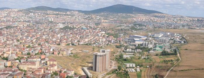 Kavakpınar is one of Yunus'un Beğendiği Mekanlar.