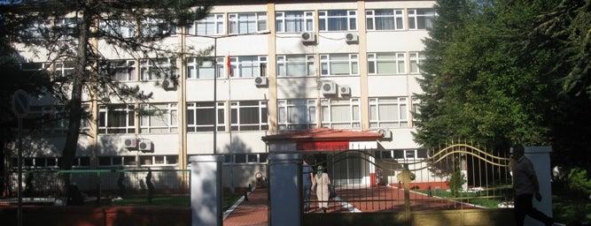Ulus Hükümet Konağı is one of Bartın - Ulus.