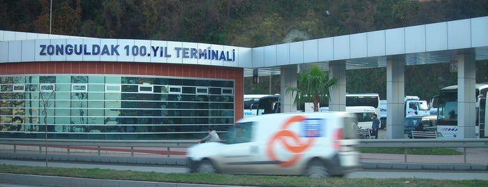 Zonguldak 100. Yıl Terminali is one of Zonguldak.