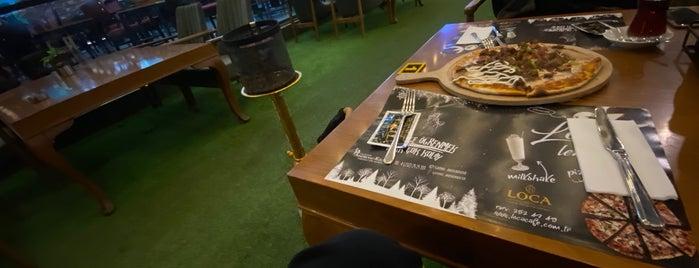 Loca Cafe & Restaurant is one of Mehmet Ali 님이 좋아한 장소.