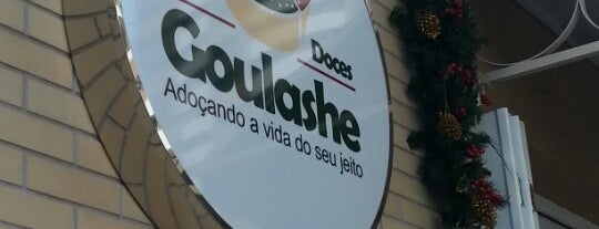 Goulashe is one of Locais salvos de Rapha.