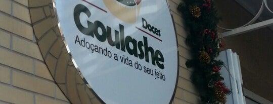 Goulashe is one of Tempat yang Disimpan Rapha.