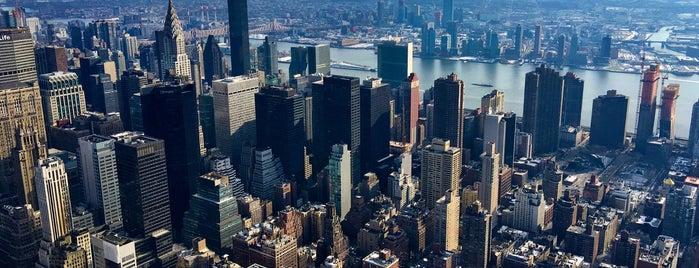 Empire State Binası is one of nyc.