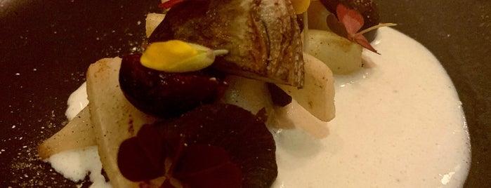 Restaurant Alain Ducasse is one of Fave Paris spots.